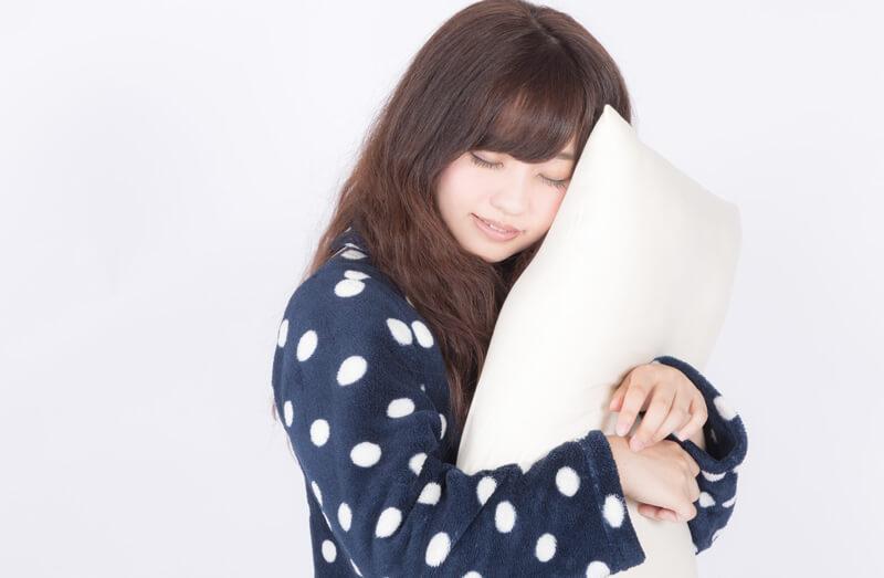 質の良い睡眠を取る